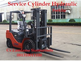 Jual Menerima Service Cylinder Hydraulic Forklift