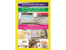 Jual PARCHMENT PAPER AND MG PAPER LAMINASI