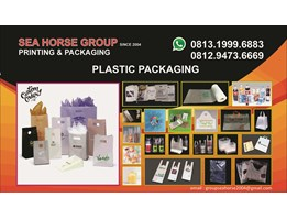 Jual PLASTIC PACKAGING