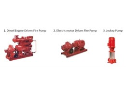 Jual Fire Pumps