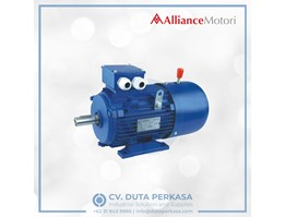 Jual Alliance Motori Brake Motor Type A-Y3B Series Duta Perkasa