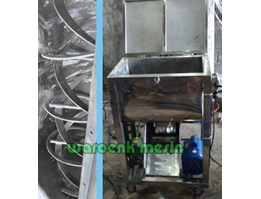 Mesin Mixer Ribbon
