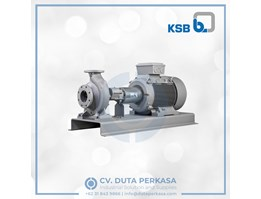 Jual KSB Thermal Oil And Hot Water Pump - Duta Perkasa