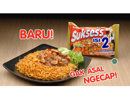 Jual SUKSESS, Mie Instant isi 2