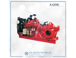 A-Line Fire Hydrant Driving Pump System Type XBC Series