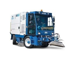 Jual Road Sweeper brand Macro