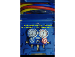 Jual Manifold Value R410a | Analyzer AC Multi R22