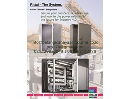 Box Panel Stainless Steel 304 Rittal ip67