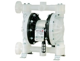 AIR OPERATED DIAPHRAGM PUMP - 1