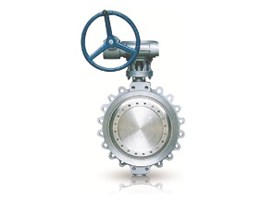 Jual eko1300 TRIPLE ECCENTRIC HIGH PERFORMANCE BUTTERFLY VALVE