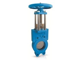 eko2500 PN16 KNIFE GATE VALVE