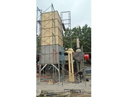 Mesin Vertical Dryer Kapasitas 8 -10 Ton