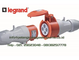 Legrand Mobile Socket and Plug Tempra