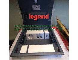 Floor box 89621 legrand Carpet Type