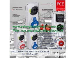 Interlock Switch socket dan colokan listrik