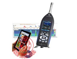 Jual Sound Level Meter Model 831C Larson Davis