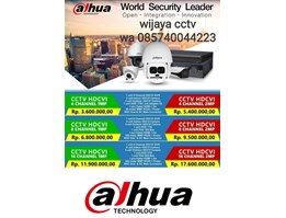 Jual CAMERA DAHUA HDCVI 1MP-2MP GARANSI 3TH
