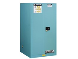 Jual JUSTRITE 8960222 ChemCor® Corrosives Safety Cabinet