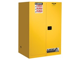 Jual Justrite Sure-Grip® EX Flammable Safety Cabinet 899020