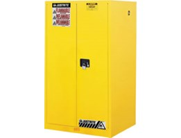 Jual Justrite Sure-Grip® EX Flammable Safety Cabinet 896000