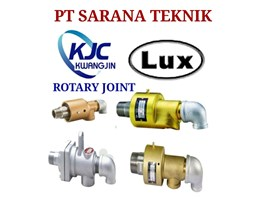 Jual Rotary Joint LUX & KWANJIN