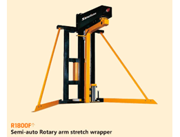 Jual Automatic Pallet Stretch Wrapper Rotary Arm