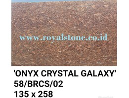 Crystal Galaxy Onyx