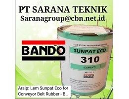 Jual PT SARANA TEKNIK ECO SUNPAT LEM BANDO FOR CONVEYOR BELT
