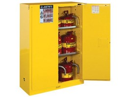 Jual Justrite 894520 Sure-Grip® EX Flammable Safety Cabinet