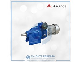 Jual Alliance Variable Helical Gearmotor Series Duta Perkasa