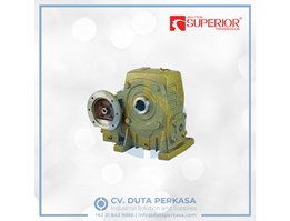 Jual Superior Transmission Worm Gearbox Type WPEDKA Series