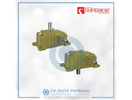 Jual Superior Transmission Worm Gearbox WPO & WPX Series