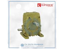 Jual Superior Transmission Worm Gear Box Type WPA Series