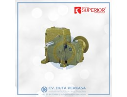 Jual Superior Transmission Worm Gear Box Type WPEDA Series