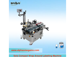 Jual Solo Compact Wrap Around Labelling Machine
