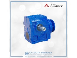 Jual Alliance Gear Helical and Bevel Gearbox Type AS Series