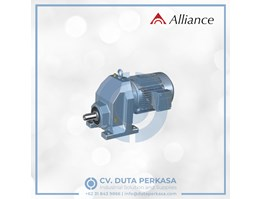 Jual Alliance Gear Helical and Bevel Gearbox Type ARX Series