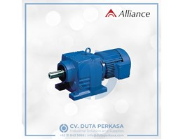 Jual Alliance Gear Helical and Bevel Gearbox Type AR Series
