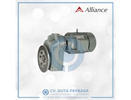 Jual Alliance Gear Helical and Bevel Gearbox Type AF Series