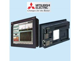 Jual Jual MITSUBISHI HMI GT2708-VTBA Graphic Operation Terminal