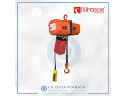 Jual Superior Electric Chain Hoist Type HHXG-A Series