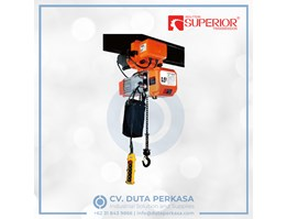 Jual Superior Electric Chain Hoist Type SHH-AM Series