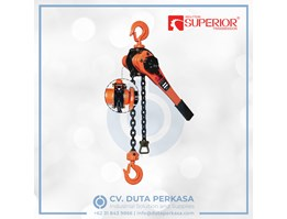 Jual Superior Chain Block Type HSH-A620 Series Duta Perkasa