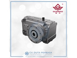 Jual Guomao Industrial Gearbox Type ZLYJ Series Rubber Extruder