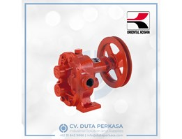 Oriental Koshin Gear Pumps Type GB Series Duta Perkasa