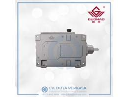 Jual Guomao Industrial Gearbox Type V Series Right Angle