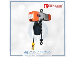 Jual Superior Electric Chain Hoist Type SHH-A Series