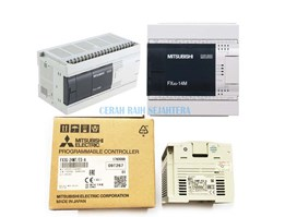 Jual Jual MITSUBISHI FX3G-24MT/DS - PLC Electric