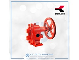Oriental Koshin Gear Pumps Type GC Series Duta Perkasa