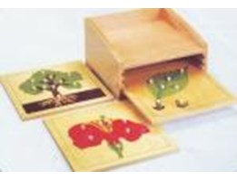 Jual Botany Puzzle Cabinet